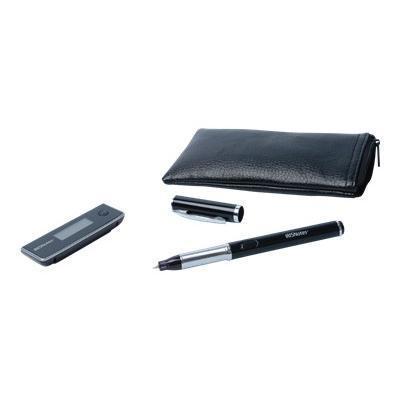Iris 457489 Notes Executive 2 - Digital pen - wireless - infrared - USB wireless receiver