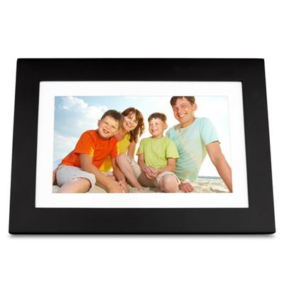 Viewsonic Vfd1028w-11 Vfd1028w-11 - Digital Photo Frame - Flash 128 Mb - 10.1 - 1024 X 600 - Ebony