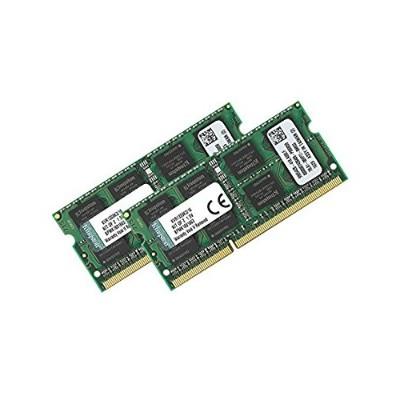 Kingston KVR13S9K2/16 16GB 1333MHz DDR3 Non-ECC CL9 SODIMM (Kit of 2)