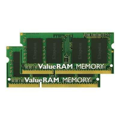 Kingston KVR16S11K2/16 16GB 1600MHz DDR3 Non-ECC CL11 SODIMM (Kit of 2)