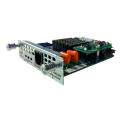 Cisco EHWIC-VA-DSL-M= 1-port VDSL2/ADSL2+ EHWIC over POTS with Annex M - DSL modem - EHWIC - 100 Mbps