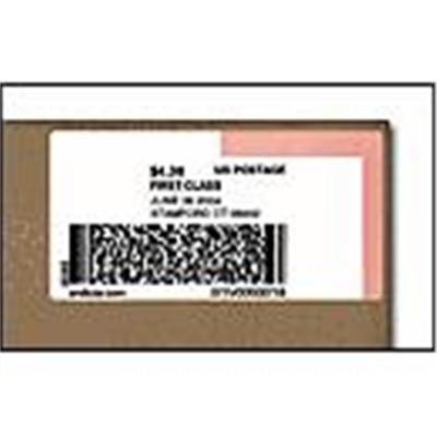 3-Part Internet Postage - Labels - black on white - 2.25 in x 7 in - 150 label(s)