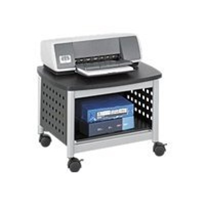 Safco Products Company 1855BL SAFCO SCOOT UNDERDESK PRINTER STAND
