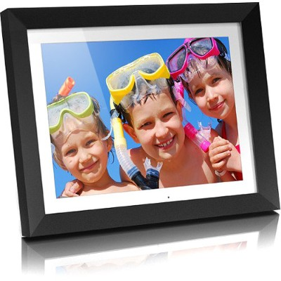 Aluratek ADMPF415F ADMPF415F - Digital photo frame - flash 2 GB - 15 - 1024 x 768