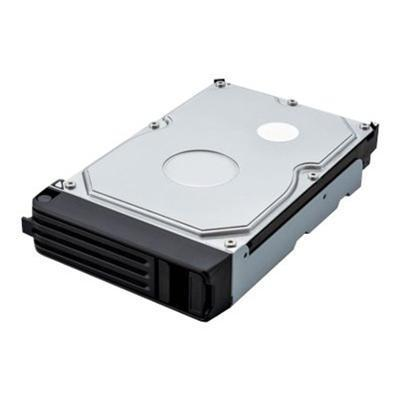 Buffalo OP-HD3.0T/4K-3Y Hard drive - 3 TB - removable - 3.5 - SATA 3Gb/s