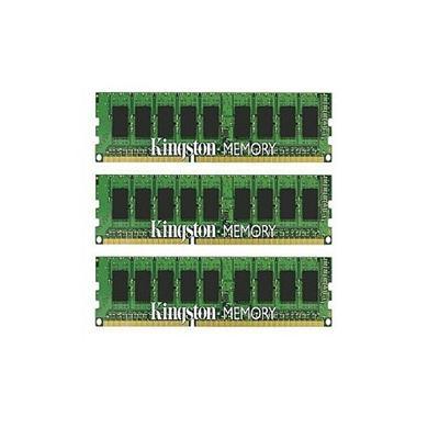 Kingston KVR16E11K3/24 24GB 1600MHZ DDR3 ECC CL11 DIMM (Kit of 3) with TS