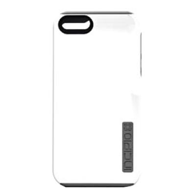 Dual PRO for iPhone 5 - White/Gray