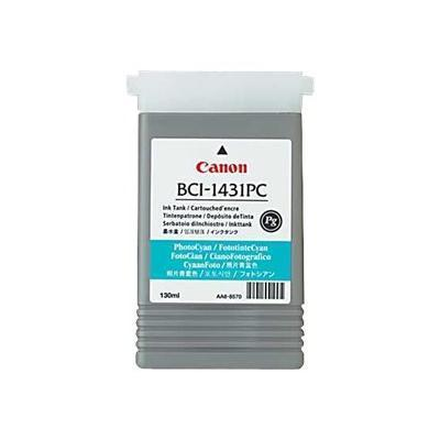 Canon 8973A001 Inks Bci-1431PC-PG Photo Cyan Ink