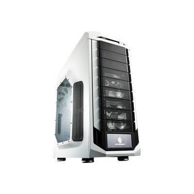 Cooler Master SGC-5000W-KWN1 CM Storm Stryker - Full tower - ATX - no power supply (ATX12V / EPS12V / PS/2) - black & white - USB/Audio
