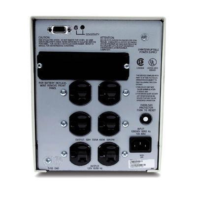 APC SU700X167 Smart-UPS 700VA - UPS - AC 120/230 V - 450 Watt - 700 VA - output connectors: 6 - beige