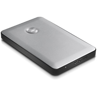 G-Technology 0G02428 1TB G-DRIVE mobile USB Portable Hard Drive (5400 RPM)