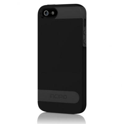 OVRMLD Hard Shell Molded Case for iPhone 5 - Obsidian Black / Obsidian Black