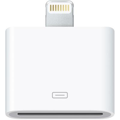 Apple MD823ZM/A Lightning to 30-pin Adapter for iPhone 5  iP