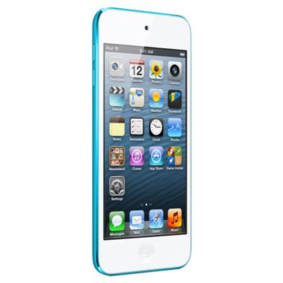 Apple MD718LL/A iPod touch 64GB Blue (5th Generation)