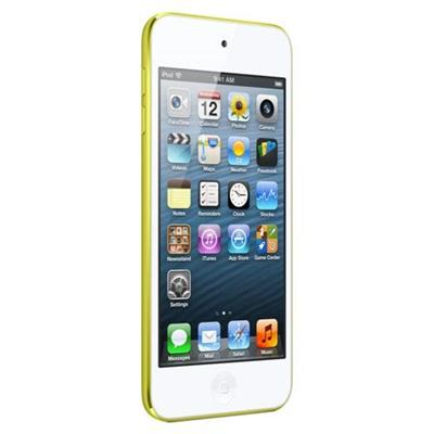 iPod touch 64GB Yellow (5th Generation) with Engraving