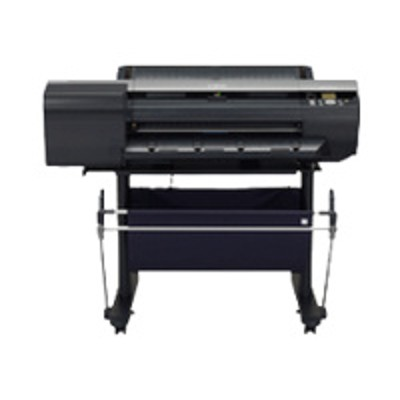 Canon 6554B002AA imagePROGRAF IPF6450 - 24 large-format printer - color - ink-jet - Roll A1 (24 in) - USB  Gigabit LAN