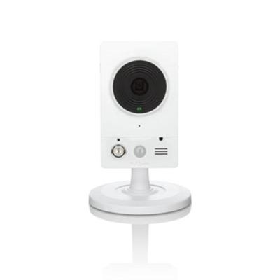 D-link Dcs-2132l Dcs-2132l Hd Wireless N Cube Network Camera - Network Surveillance Camera - Color ( Day&night ) - 1280 X 800 - Audio - Wireless - Wi-fi - 10/10