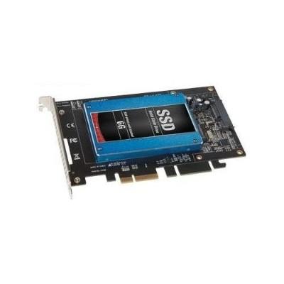 Sonnet TSATA6-SSD-E2 Tempo SSD SATA PCIe 2.0 Drive Card - Storage controller - SATA 6Gb/s - 660 MBps - PCIe 2.0 x2