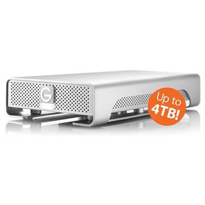 G-technology 0g02537 4tb G-drive 7200 Rpm - 64mb