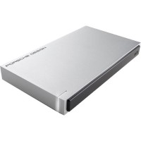 LaCie Porsche Design P'9223 - Hard drive - 1 TB - external ( portable ) - USB 3.0 - for Apple MacBook Pro