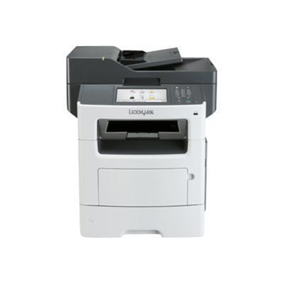 LEXMARK 35S6702 MX611dhe Multifunction Laser Printer, Copy/Fax/Print/Scan