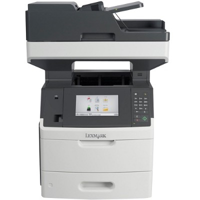 Lexmark 24T7401 MX710de - Multifunction printer - B/W - laser - Legal (8.5 in x 14 in) (original) - A4/Legal (media) - up to 63 ppm (copying) - up to 63 ppm (pr