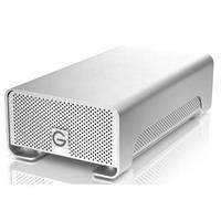 G-Technology 4TB G-Raid Dual Drive - FireWire 800 (FireWire 400 via included cable) and USB 3.0 interfaces