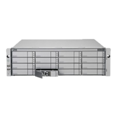Promise Vr2600fiduba Vess R2600fid - Hard Drive Array - 16 Bays ( Sata-600 / Sas-2 ) - 0 X Hdd - Iscsi  8gb Fibre Channel (external) - Rack-mountable - 3u