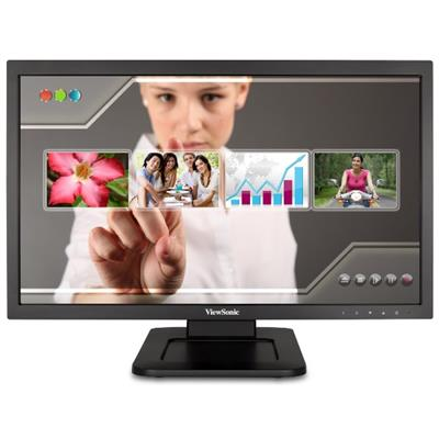 ViewSonic TD2220 22 Widescreen Multi-Touch Full HD 1080p LED Monitor
