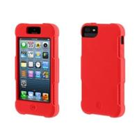 Griffin Protector Case for iPhone 5 - Red