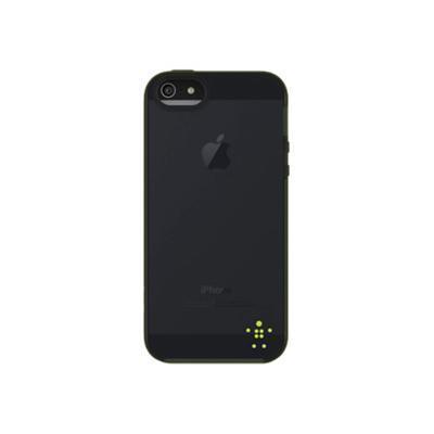 Belkin F8W138ttC01 Grip Candy Sheer Case for iPhone 5 - Glow/Blacktop