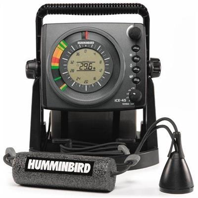 Hummingbird 407030-1 ICE 45 Flasher Fish Finder