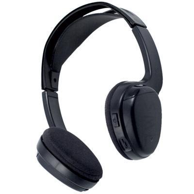 Power Acoustik WLHP-100 Single Channel IR Headphone
