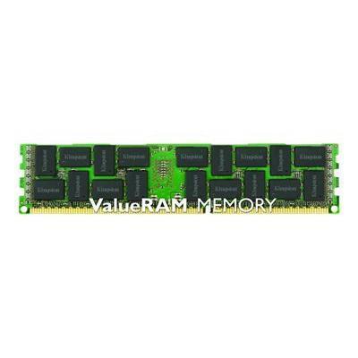 Kingston KVR13LR9Q8/16 16GB 1333MHz DDR3 SDRAM ECC Reg CL9 DIMM QR x8 w/TS Memory Module