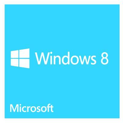 Microsoft WN7-00404 Windows 8 Operating System Software (64 bit) - OEM