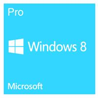 Microsoft Windows 8 Pro Operating System Software (64-bit) - OEM