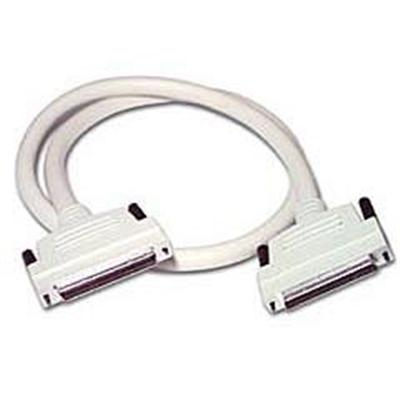Cables To Go 07858 3ft SCSI-3 Ultra2 LVD/SE MD68(M) to MD68(M) External Cable (Thumbscrews)
