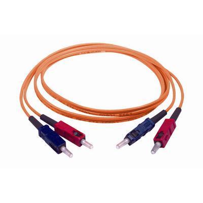 C2G 09116 5m SC-SC 62.5/125 OM1 Duplex Multimode PVC Fiber Optic Cable - Orange - Patch cable - SC multi-mode (M) to SC multi-mode (M) - 16.4 ft - fiber optic -