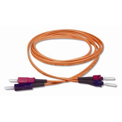 C2G 09129  2m MULTIMODE ST/SC DUPLEX FIBER PATCH CABLE