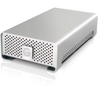 G-Technology G-RAID mini 1TB USB 3.0 Portable high-performance dual-drive external RAID storage system