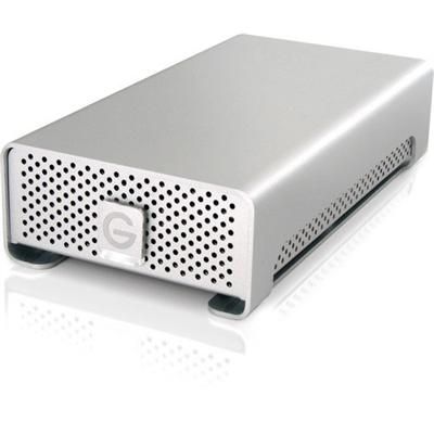 G-technology 0g02608 G-raid Mini 1tb Usb 3.0 Portable High-performance Dual-drive External Raid Storage System