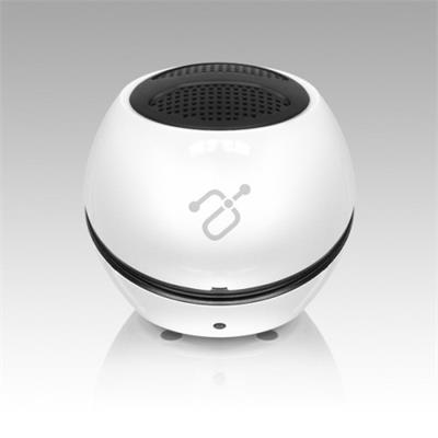Aluratek APS02F BUMP Bluetooth Portable Mini Speaker with Built-in Lithium-ion Battery