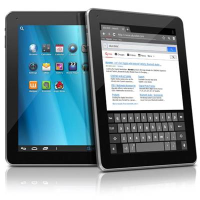 CINEPAD AT197F - tablet - Android 4.0 - 4 GB - 9.7