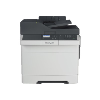 Lexmark 28C0550 CX310dn - Multifunction printer - color - laser - Legal (8.5 in x 14 in) (original) - Legal (media) - up to 25 ppm (copying) - up to 25 ppm (pri