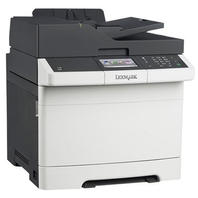 Lexmark 28D0500 CX410e Multifunction Color Laser Printer