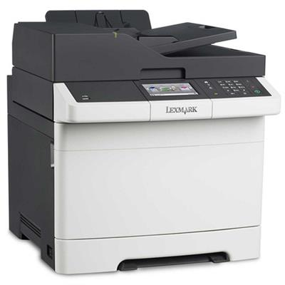 Lexmark 28D0550 CX410de Multifunction Color Laser Printer