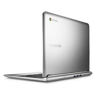 Discount Electronics On Sale Samsung XE303C12-A01US Chromebook XE303C12-A01US Exynos 5 Dual -Core 1.70GHz - 2GB RAM 16GB SSD 11.6 LED HD 802.11a/b/g/n Webcam 2-cell Li-Po Silver