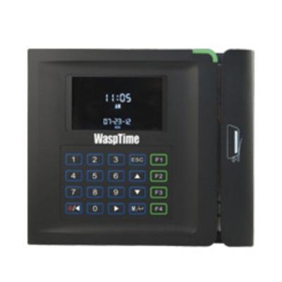Wasp 633808551407 WaspTime Barcode Clock