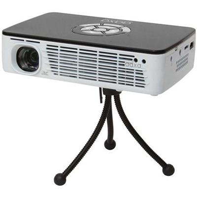 AAXA Technologies KP600-01 P300 Pico Projector - Battery operated  palm-sized video projector