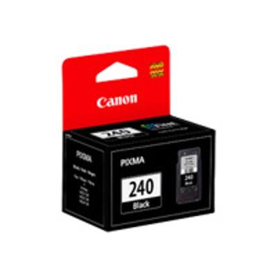 Canon 5207B001AA PG-240 - Black - original - ink cartridge - for PIXMA MG3222  MG3520  MG3522  MG3620  MX392  MX452  MX459  MX472  MX522  MX532  TS512